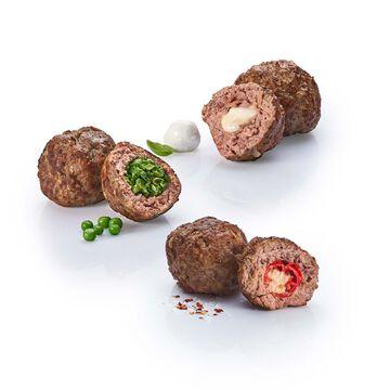 Betty Bossi 2-Piece Filled Meatball Maker Set
