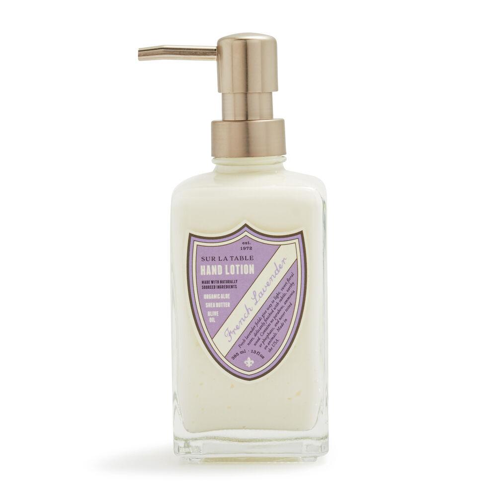 Sur La Table French Lavender Hand Lotion, 13 oz.