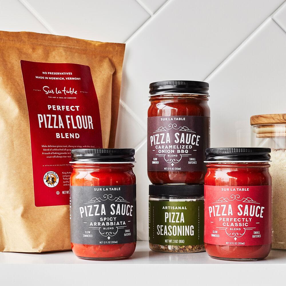 Urban Accents Caramelized Onion BBQ Pizza Sauce, 12 oz.