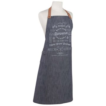 BBQ Denim Apron