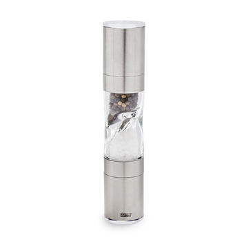 AdHoc Duo Salt and Pepper Mill, 8.6""