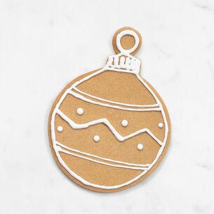 "Ann Clark Round Ornament Cookie Cutter, 4.5"""