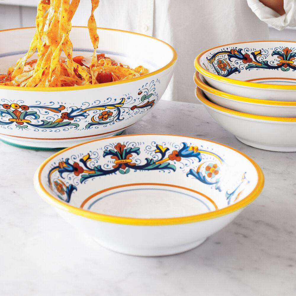 Nova Deruta Pasta Bowl