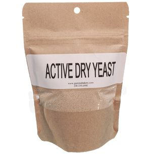 Gaston's Bakery Active Dry Yeast, Set of 3