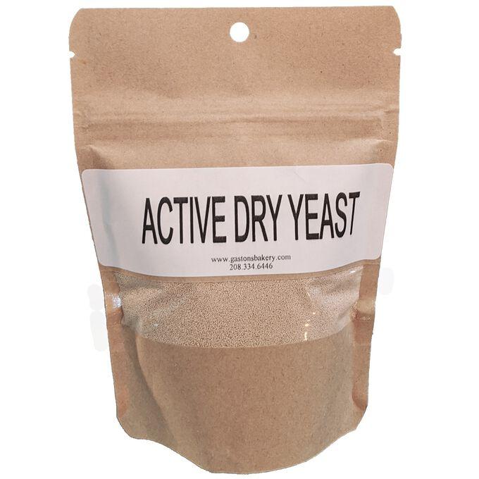 Gaston's Bakery Active Dry Yeast, Set of 3