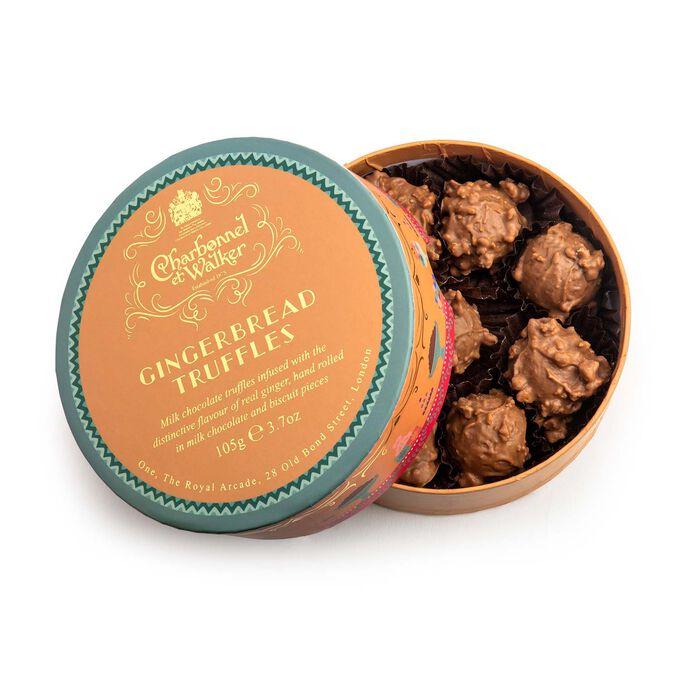 Charbonnel et Walker Gingerbread Truffles