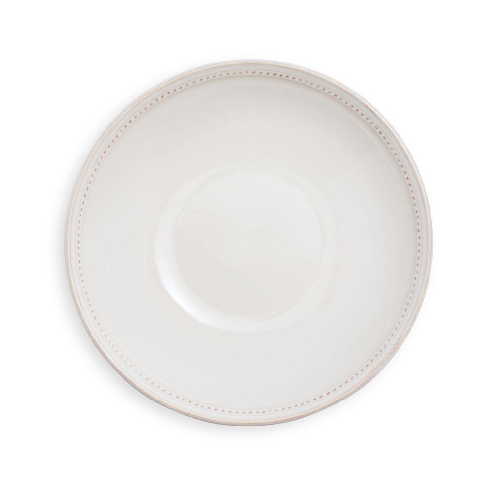 Pearl Stoneware Pasta Bowl Set, Set of 5