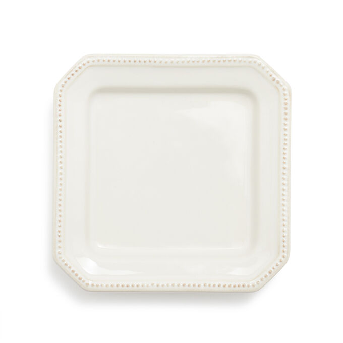 Pearl Stoneware Appetizer Plate