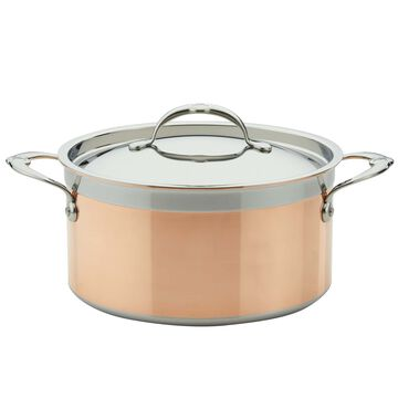 Hestan CopperBond Stockpot, 6 qt.