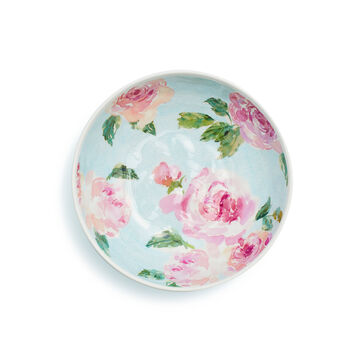 Rose Nuage Melamine Cereal Bowl