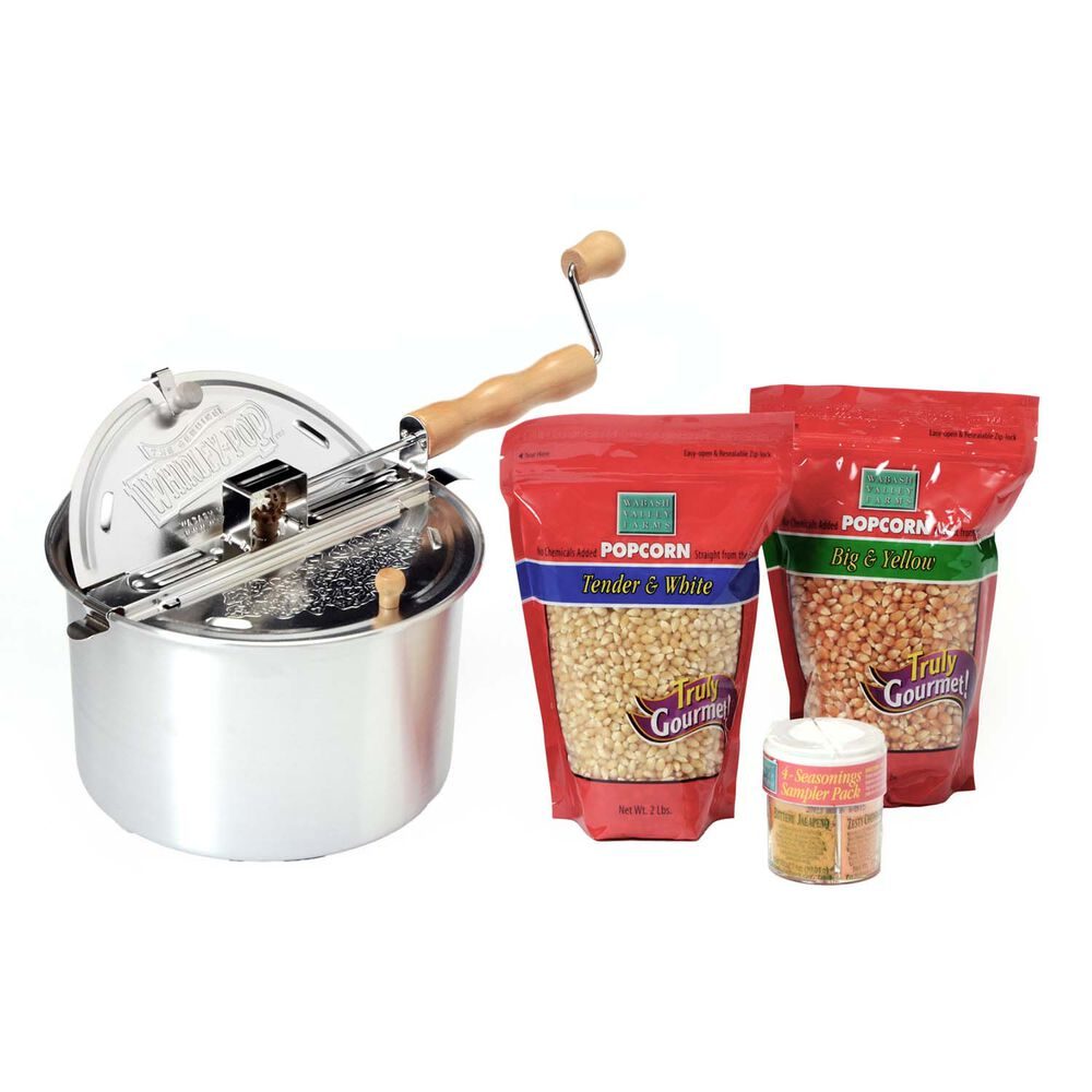 Whirley Pop Traditional Starter Set