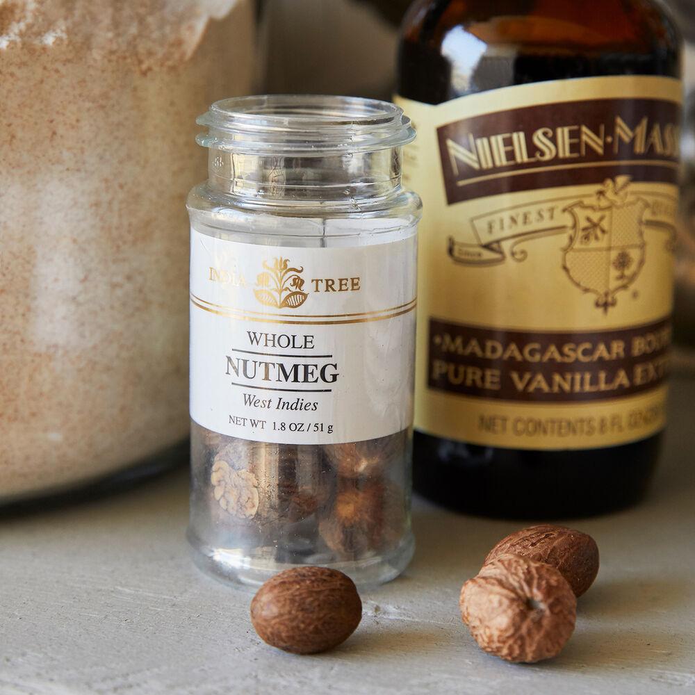 Whole Nutmeg, 1.8 oz.