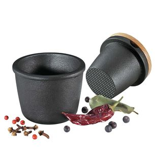 Cast Iron Spice Grater