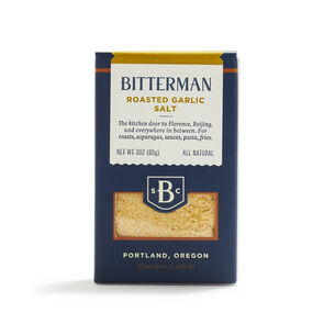 Bitterman Garlic Salt, 3 oz.