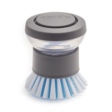 Tovolo Twist N' Scrub Soap-Dispensing Palm Brush