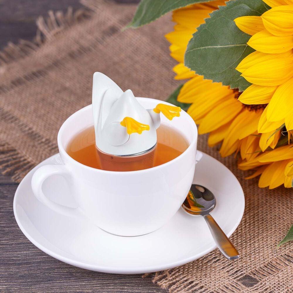 Fred Duck Duck Drink Tea Infuser
