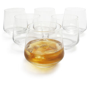 Schott Zwiesel Pure Double Old-Fashioned Rocks Glasses, Set of 6