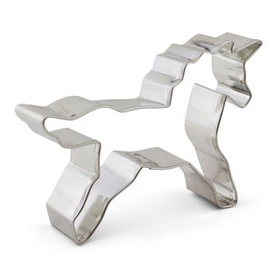 Unicorn Cookie Cutter, 3""