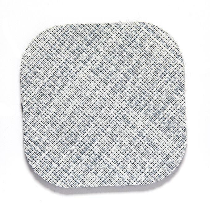 Chilewich Mini Basket Weave Coasters, Set of 4