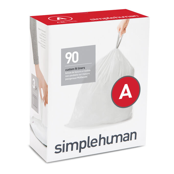 simplehuman Garbage Can Liners