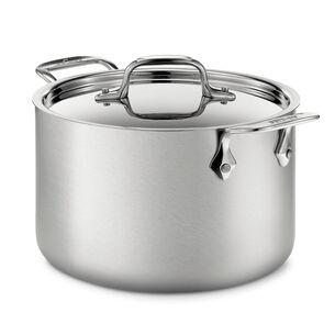 All-Clad d5 Brushed Soup Pot, 4 qt.