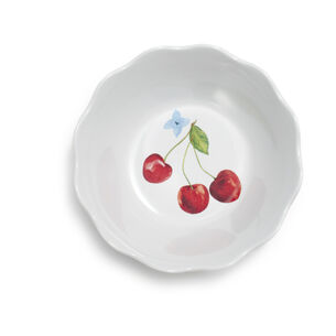Cherry Melamine Cereal Bowl