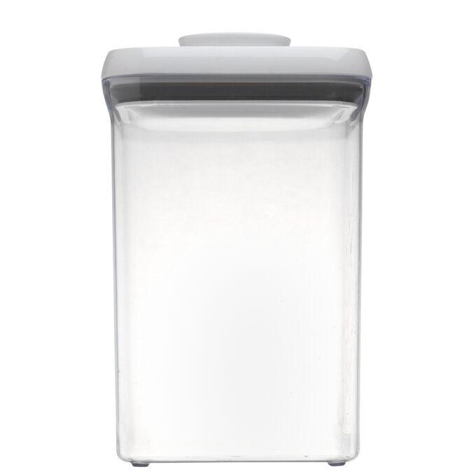 OXO Plastic Pop Container, Square
