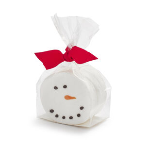 Saxon's Snowman Marshmallow Bags
