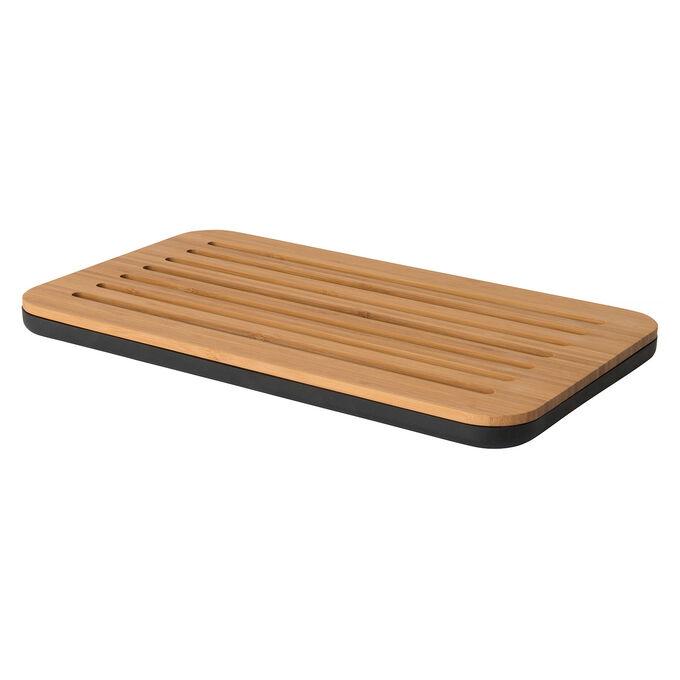 "Ron Bamboo Reversible Cutting Board, 15"""