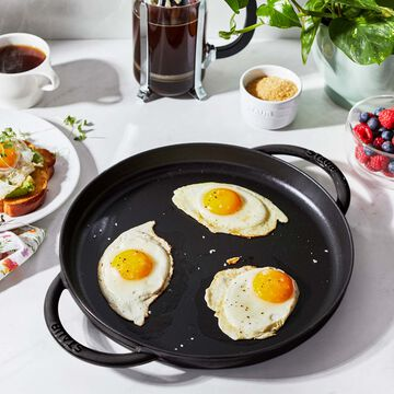 Staub Pure Griddle, 12""