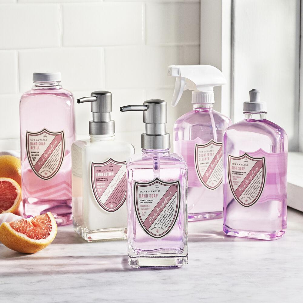 Sur La Table Pink Grapefruit Hand Soap Refill, 32 oz.