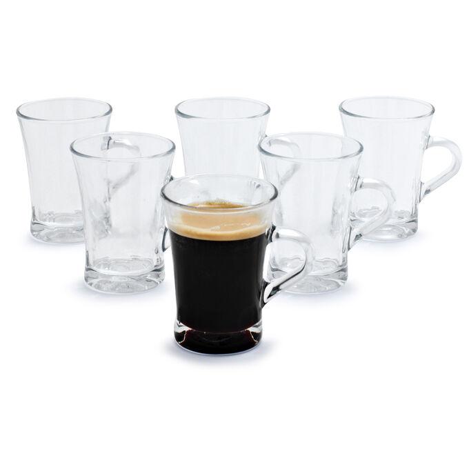 Duralex Amalfi Mugs, Set of 6