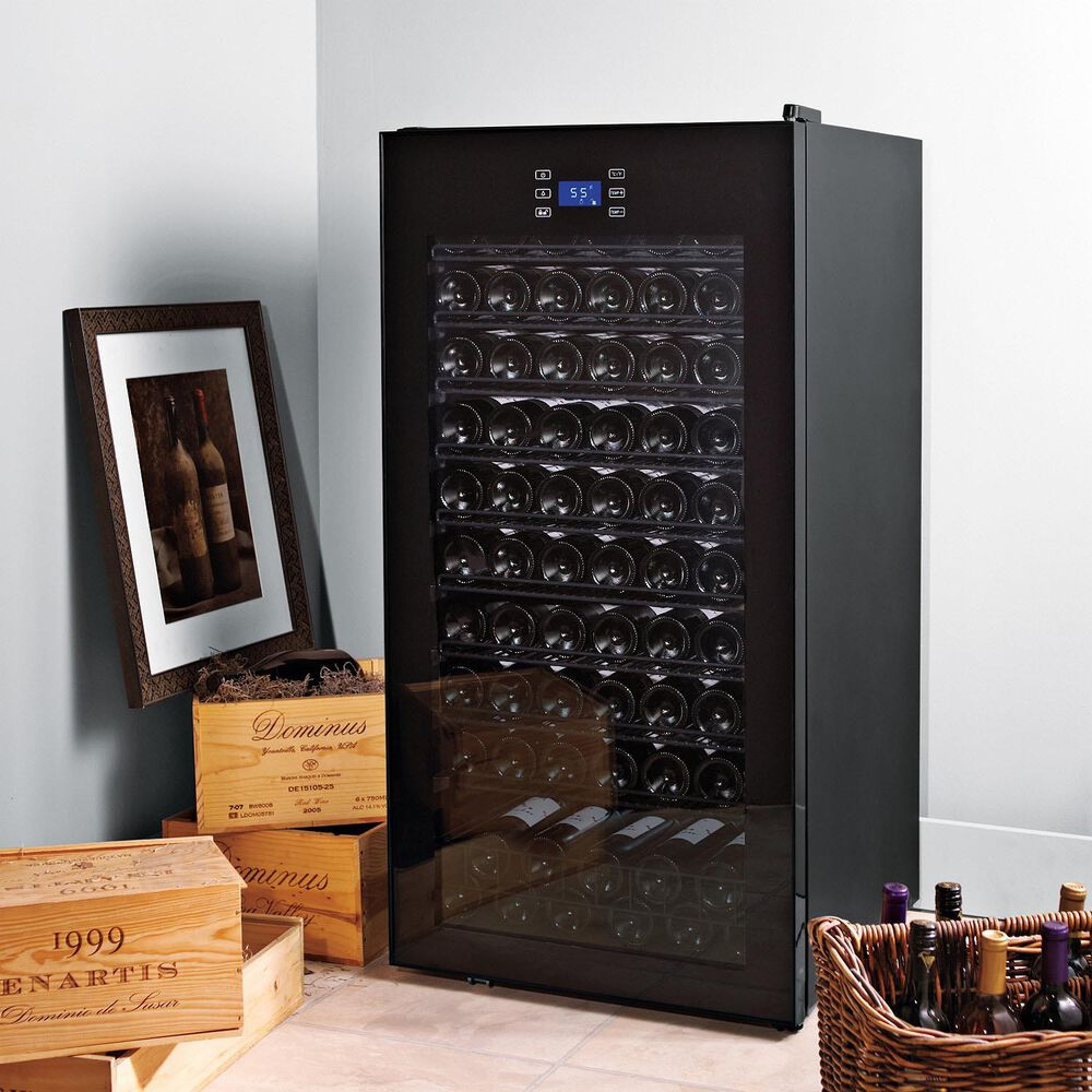 Wine Enthusiast Classic Wine Cellar, 92 Bottle