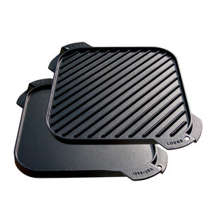 """Lodge Grill/Griddle, 10.5"""""""