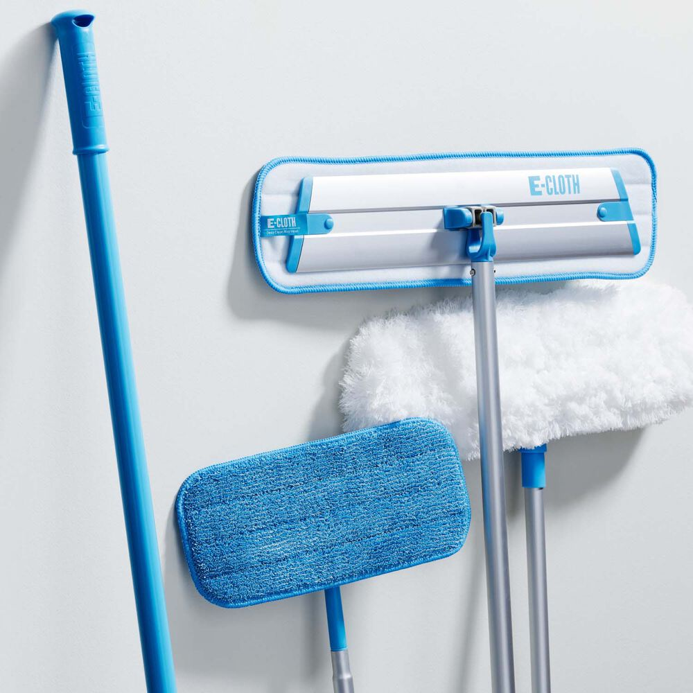 E-cloth Collapsible Deep Clean Mop