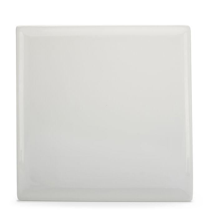 Porcelain Square Salad Plate