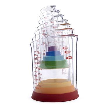 OXO Good Grips Measuring Beakers, Set of 7