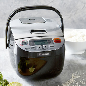 Zojirushi  NL-BAC05 Micom Rice Cooker and Warmer, 3 cup