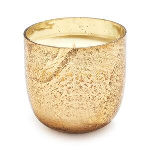 Mercury Glass Toasted Chestnut Soy Candle, 20 oz.