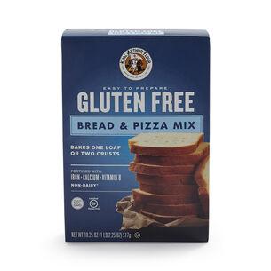 Gluten-Free Bread & Pizza Mix, 18.25 oz.