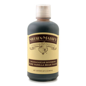 Pure Vanilla Bean Paste, 1 qt.