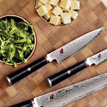 """Miyabi Kaizen Utility Knife, 6"""""""