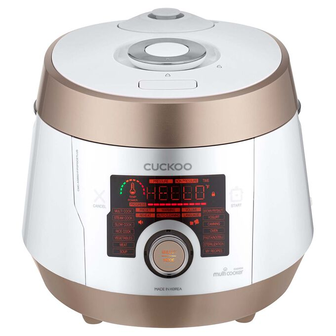 Cuckoo Multi Pressure Cooker, 5-Qt