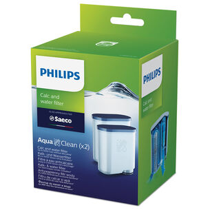 Philips AquaClean Calc and Water Filter, 2-Pack