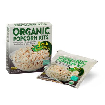 Original Whirley Pop and Organic Popping Kits