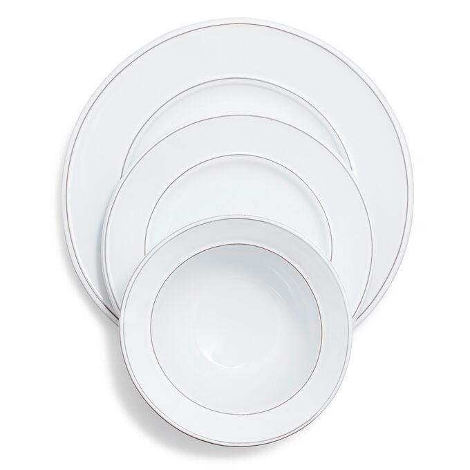 Noir 12-Piece Dinnerware Set