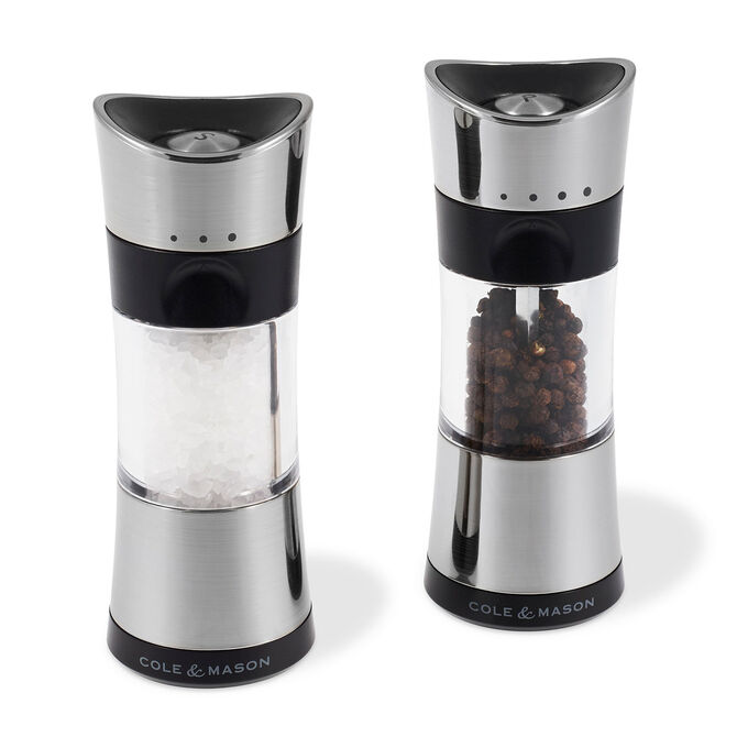 Cole and Mason Horsham Salt and Pepper Grinder Gift Set