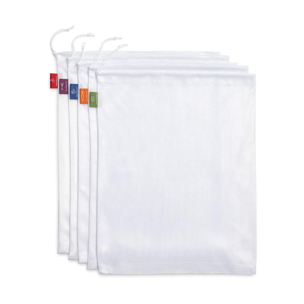 Reusable Produce Bags, Set of 5