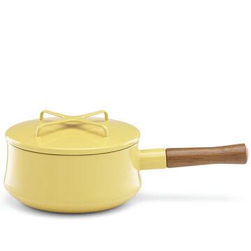 Dansk Kobenstyle Saucepan with Trivet Lid, 2 qt.
