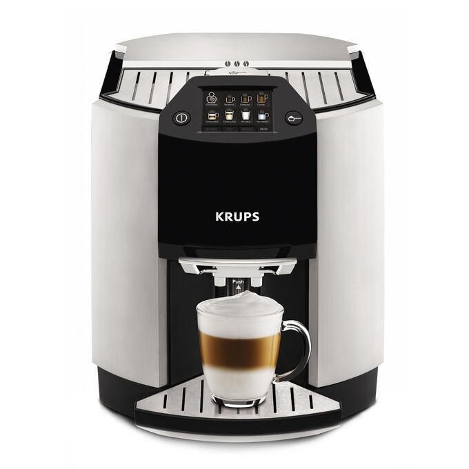 Krups Barista One-Touch Auto Cappuccino Machine